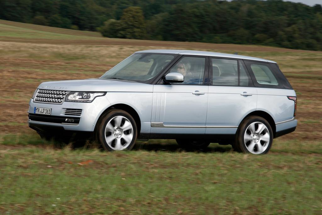 Range Rover SDV6 Diesel Hybrid
