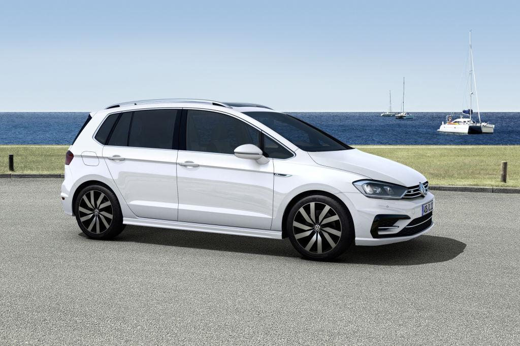 Volkswagen Sportsvan R-Line
