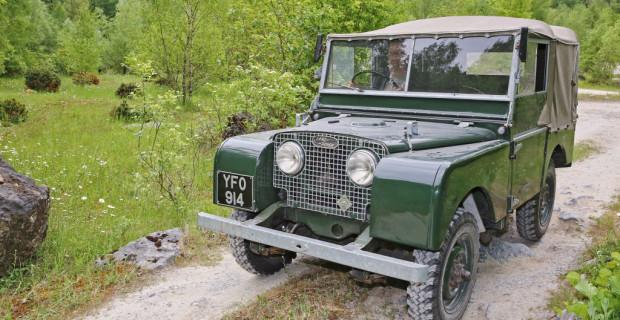 Land Rover Defender, Baujahr 1951