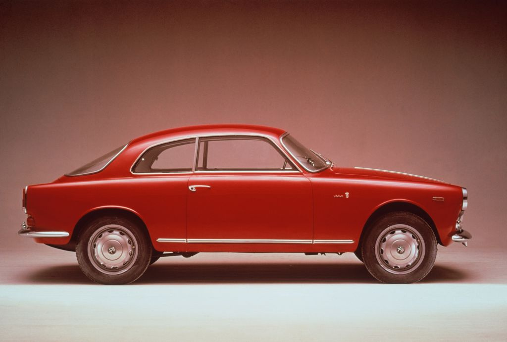 Alfa Romeo Giulietta Sprint (1954–1958)