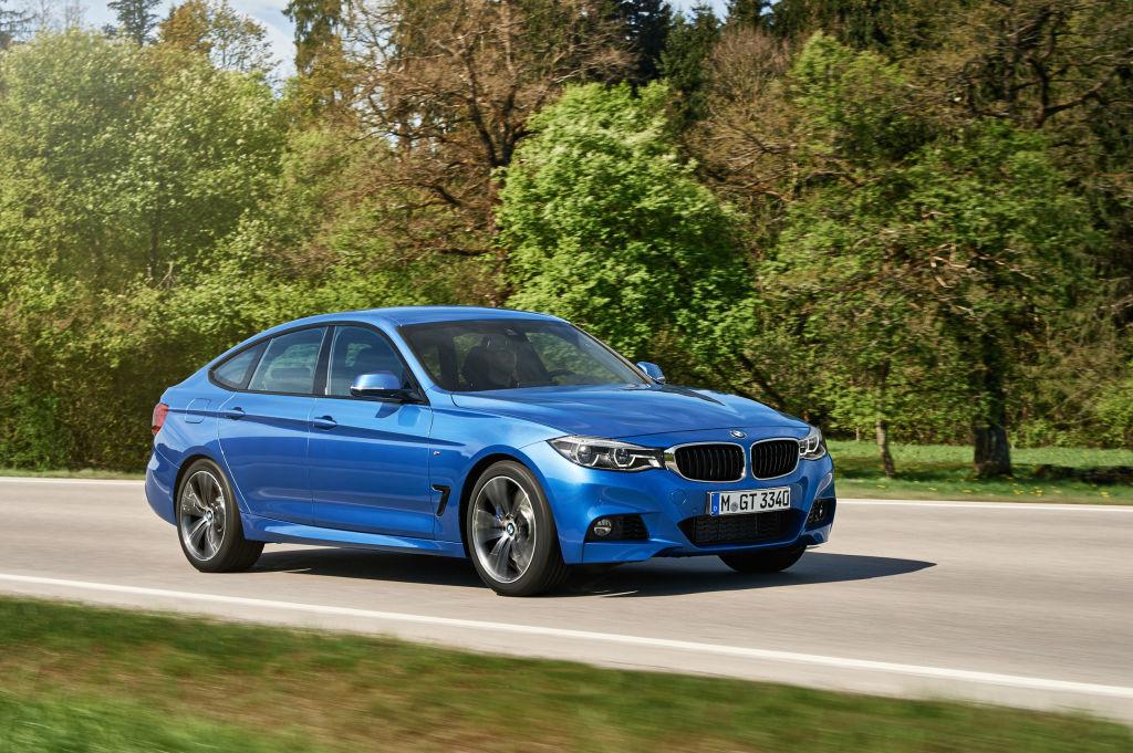 BMW 3er Gran Turismo M Sport