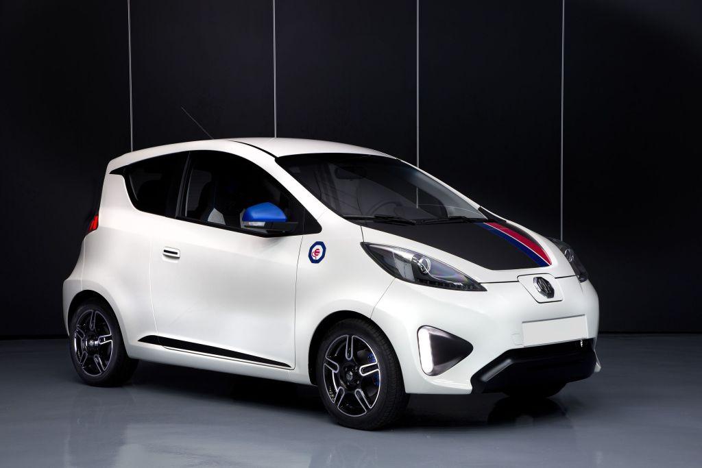 MG EV Concept 2