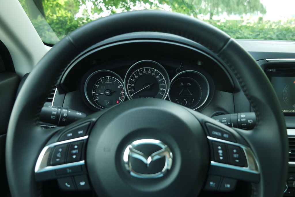 Mazda CX-5 Skyactiv-G 192 AWD Sports-Line