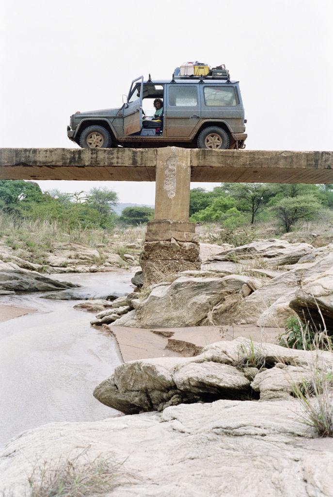 """""""Otto"""" in Kenia (1989)"""