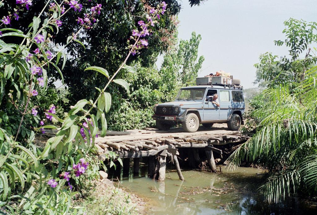 """""""Otto"""" in Guinea (1991)"""