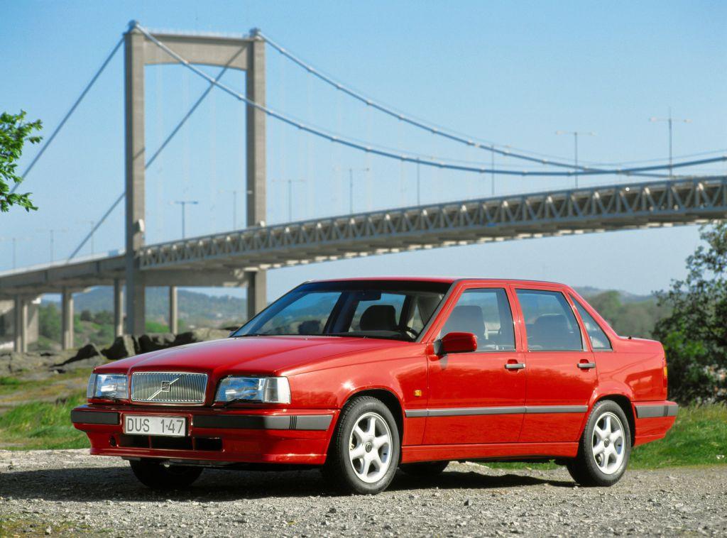 Volvo 850 GLT (1992)