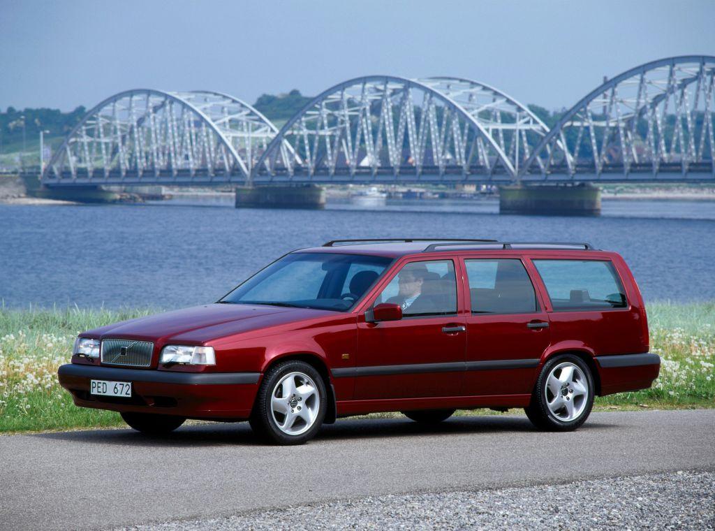 Volvo 850 Turbo Kombi (1994)