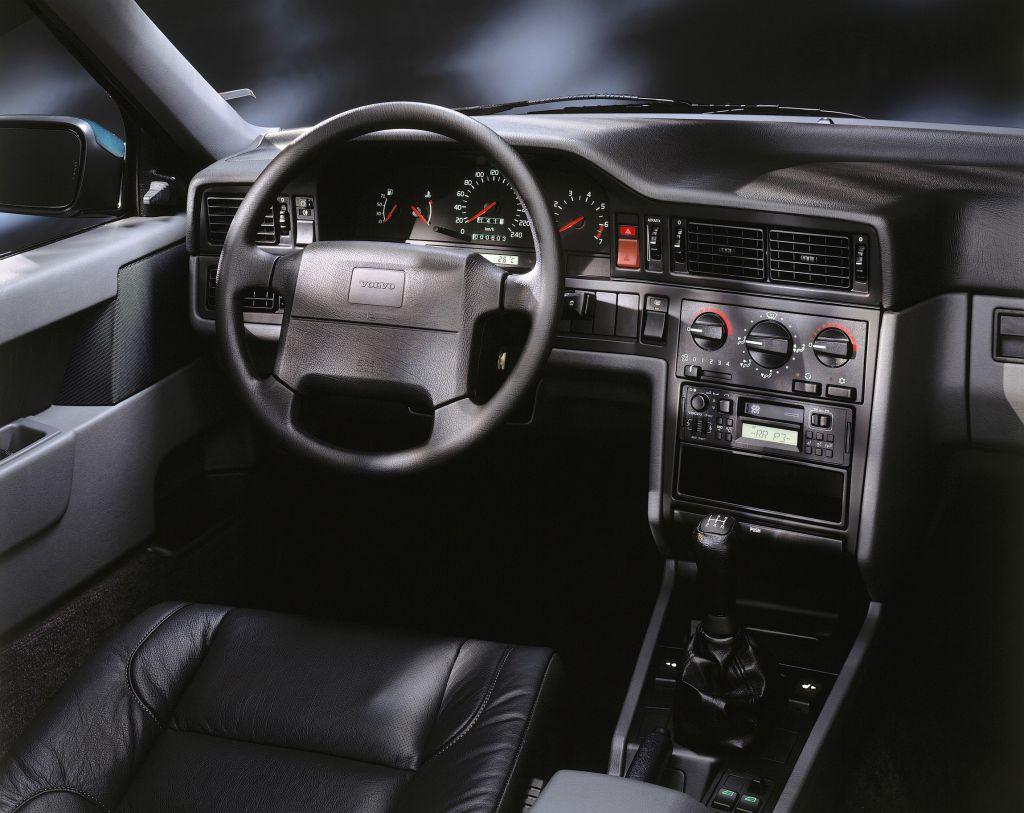 Volvo 850 Innenraum (1993)