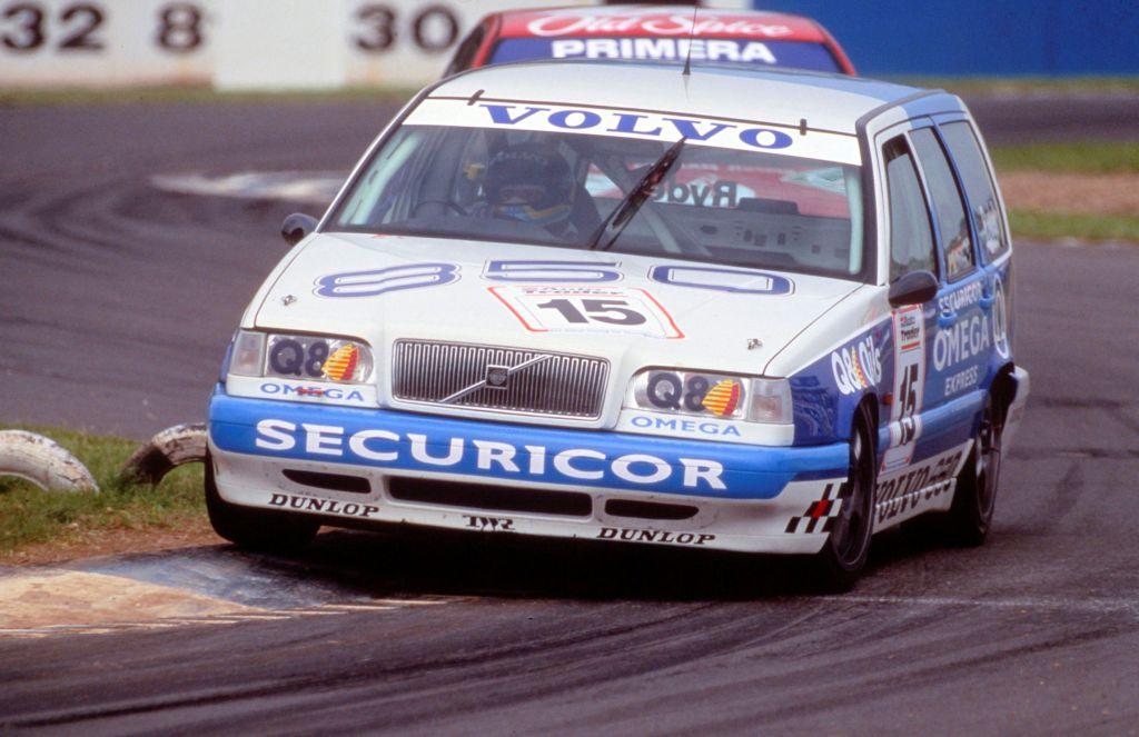 Volvo 850 Kombi Racing in der BTCC (1994)