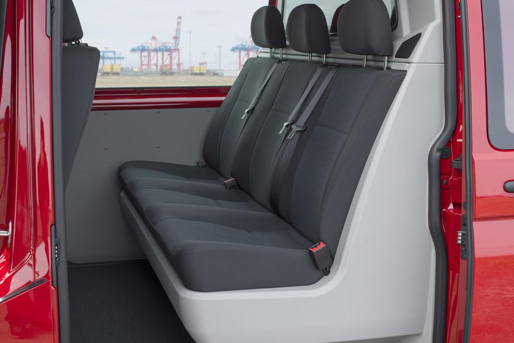 Volkswagen T6 Kastenwagen Plus