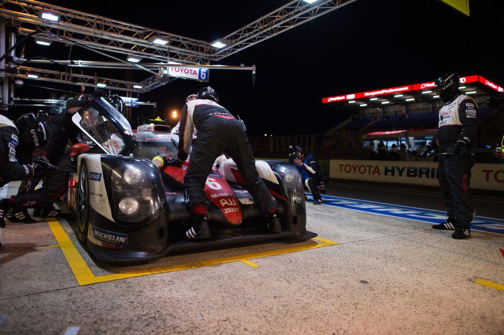 Le Mans 2016: Toyota TS 050 Hybrid