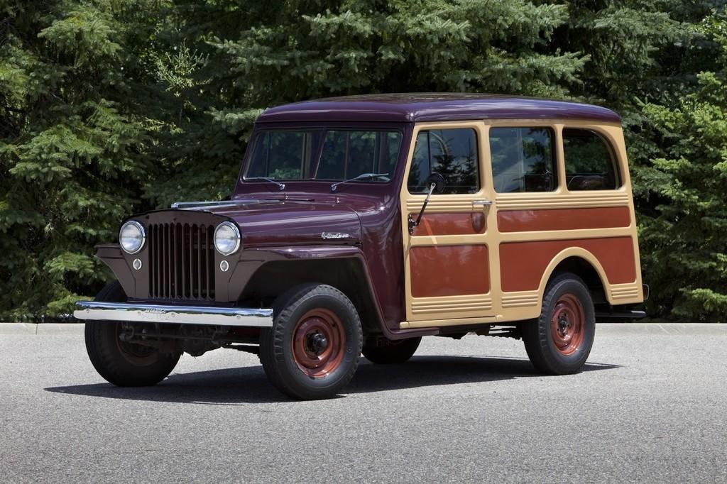 Jeep Wagoneer, 1946