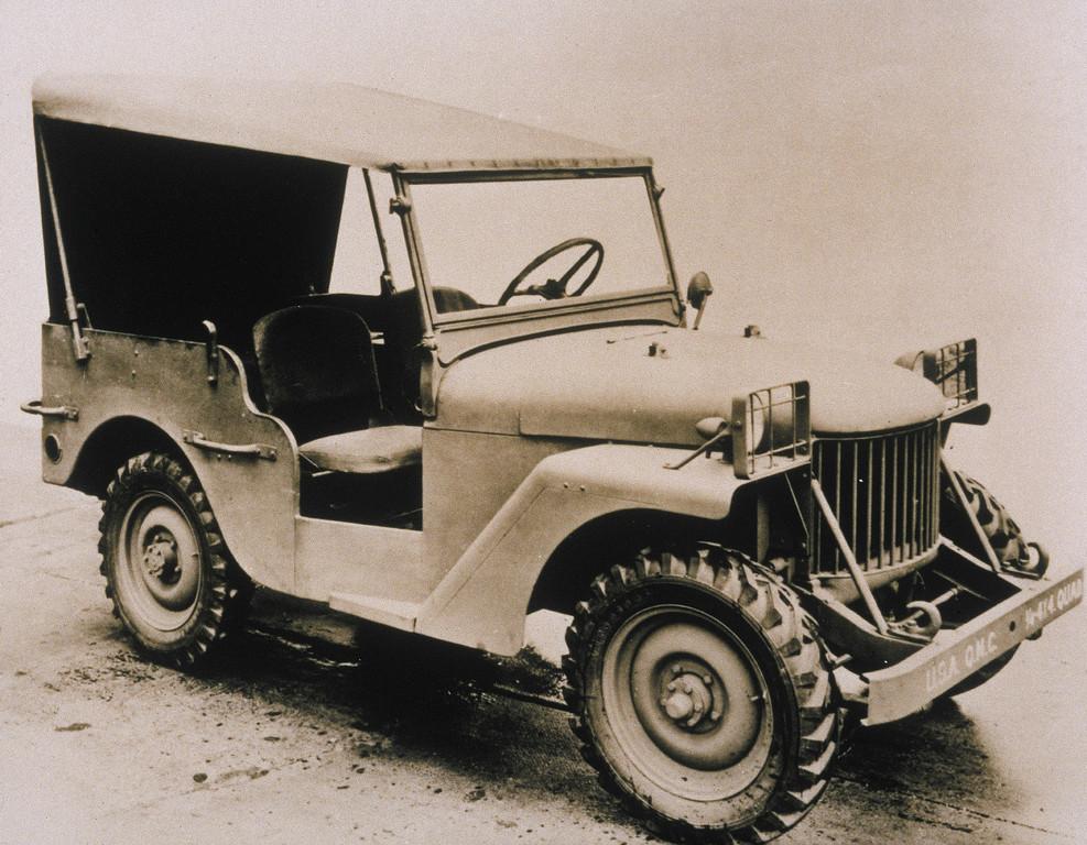 Jeep Quad, 1941