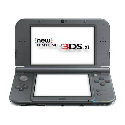 Gewinnspiel: New Nintendo 3DS XL- Konsole