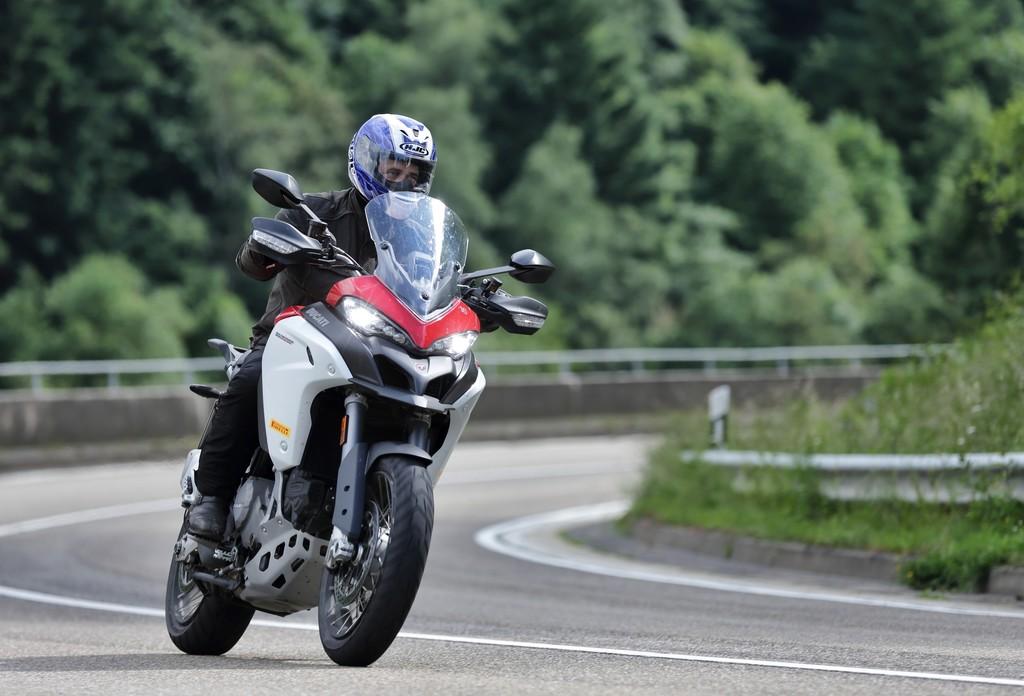Ducati Multistrada 1200 Enduro