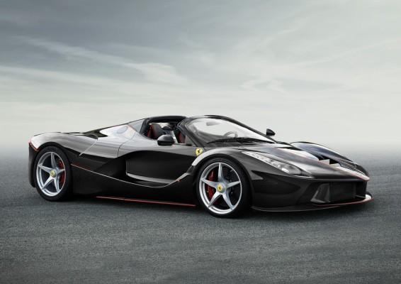 Ferrari La Ferarri Cabriolet