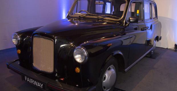 Das London-Taxi in seiner berühmtesten Form: LTC Fairway (1989)