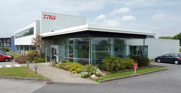 ZF TRW-Standort in Brest