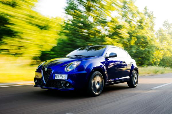 Neuer Alfa Romeo Mito