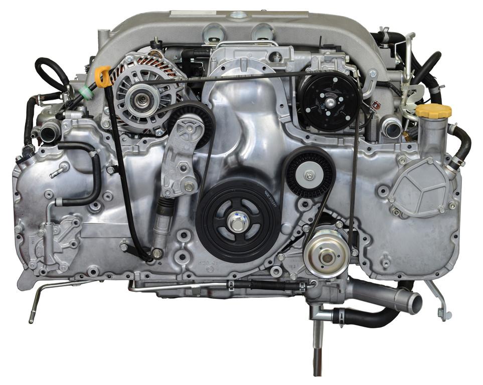 50 Jahre Boxer-Motoren bei Subaru: Zwei-Liter-Diesel