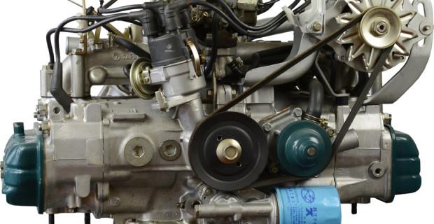 50 Jahre Boxer-Motoren bei Subaru: 1,8-Liter-Benziner