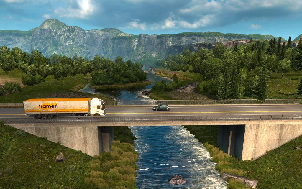 Euro Truck Simulator 2: Euro Truck Simulator 2: Legendary Edition