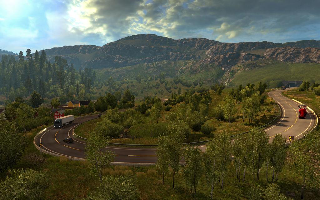 Euro Truck Simulator 2: Legendary Edition