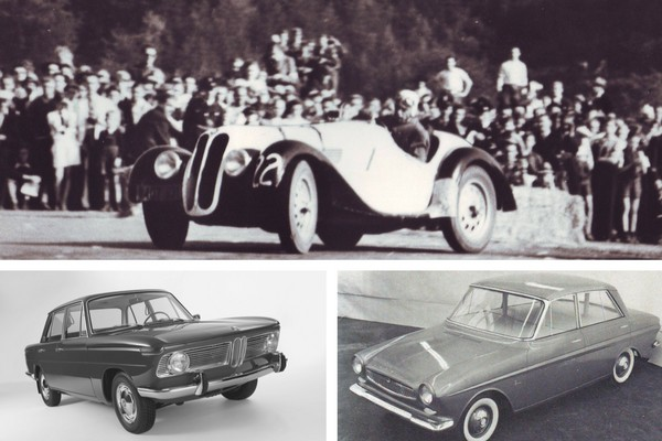 Ford wollte kleiner, BMW größer