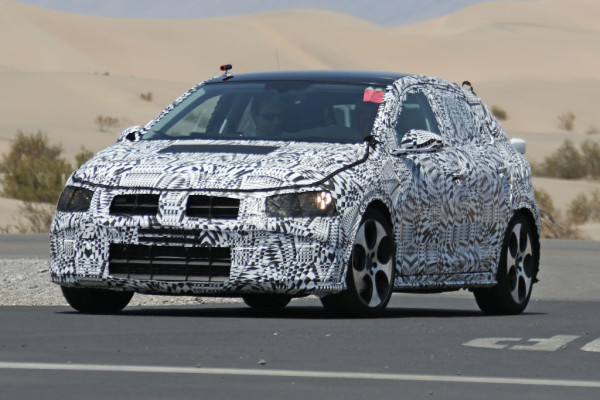 Der VW Polo VI kommt Ende 2017