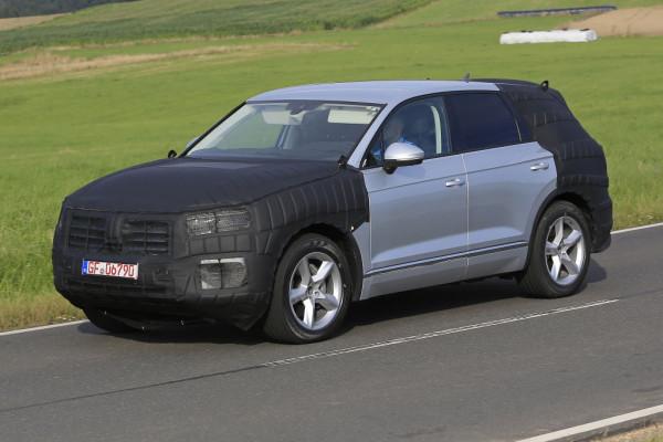 VW Touareg der dritten Generation