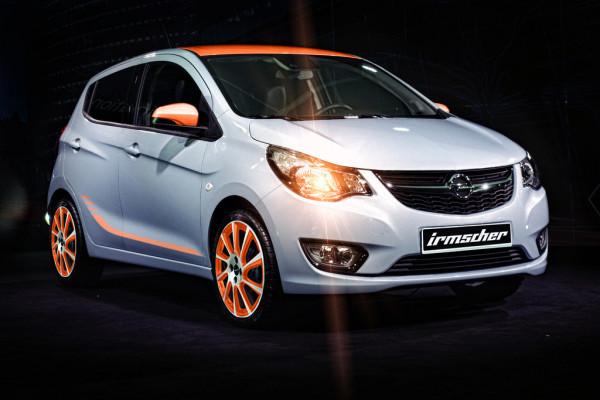 """Opel Karl """"Summer Edition"""" von Irmscher"""