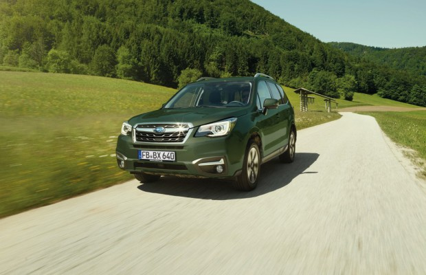 "Subaru Forester Forester 2.0D Edition ""Huntergreen"