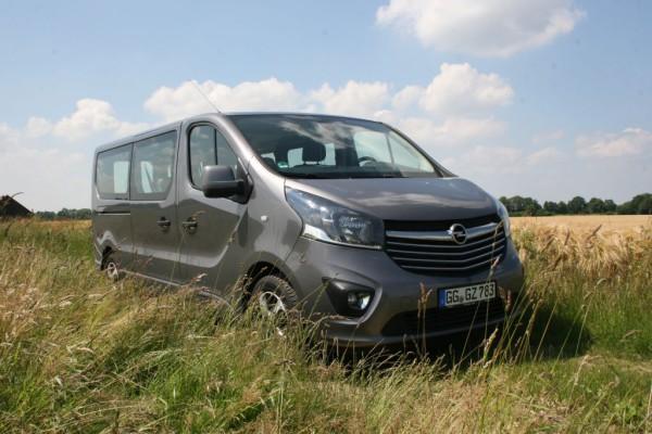 Opel Vivaro Combi Lang.