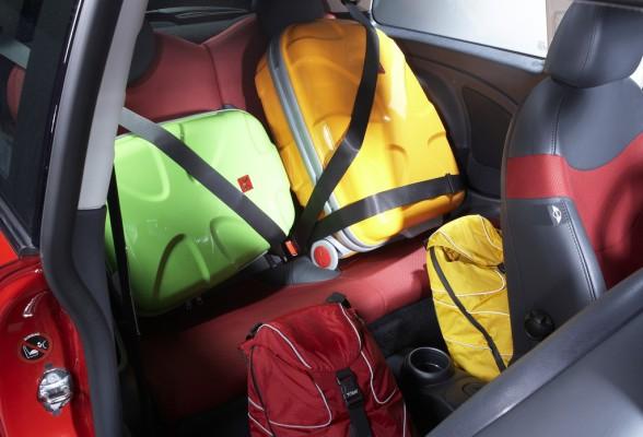 Richtige Ladungssicherung im Fahrzeug