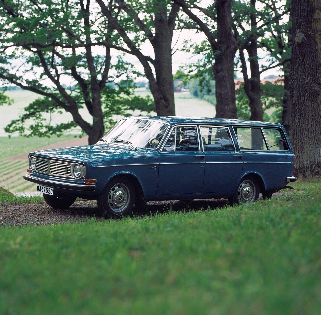 Volvo 145 von 1970.
