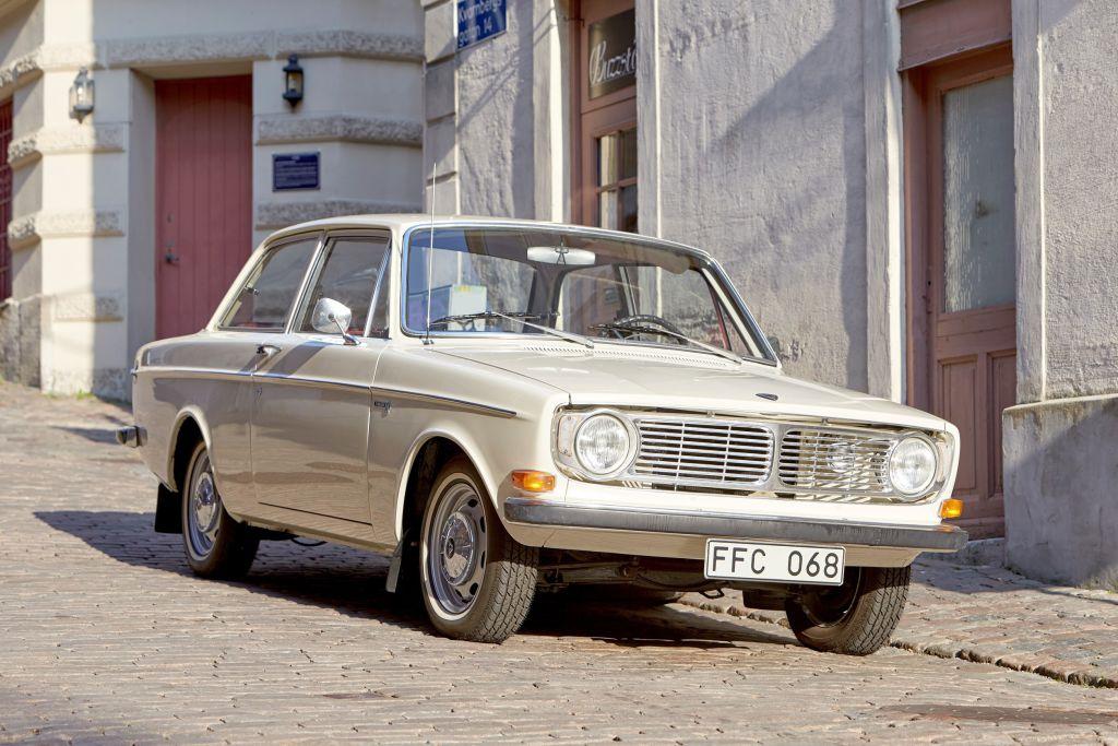Volvo 142 ab 1967.
