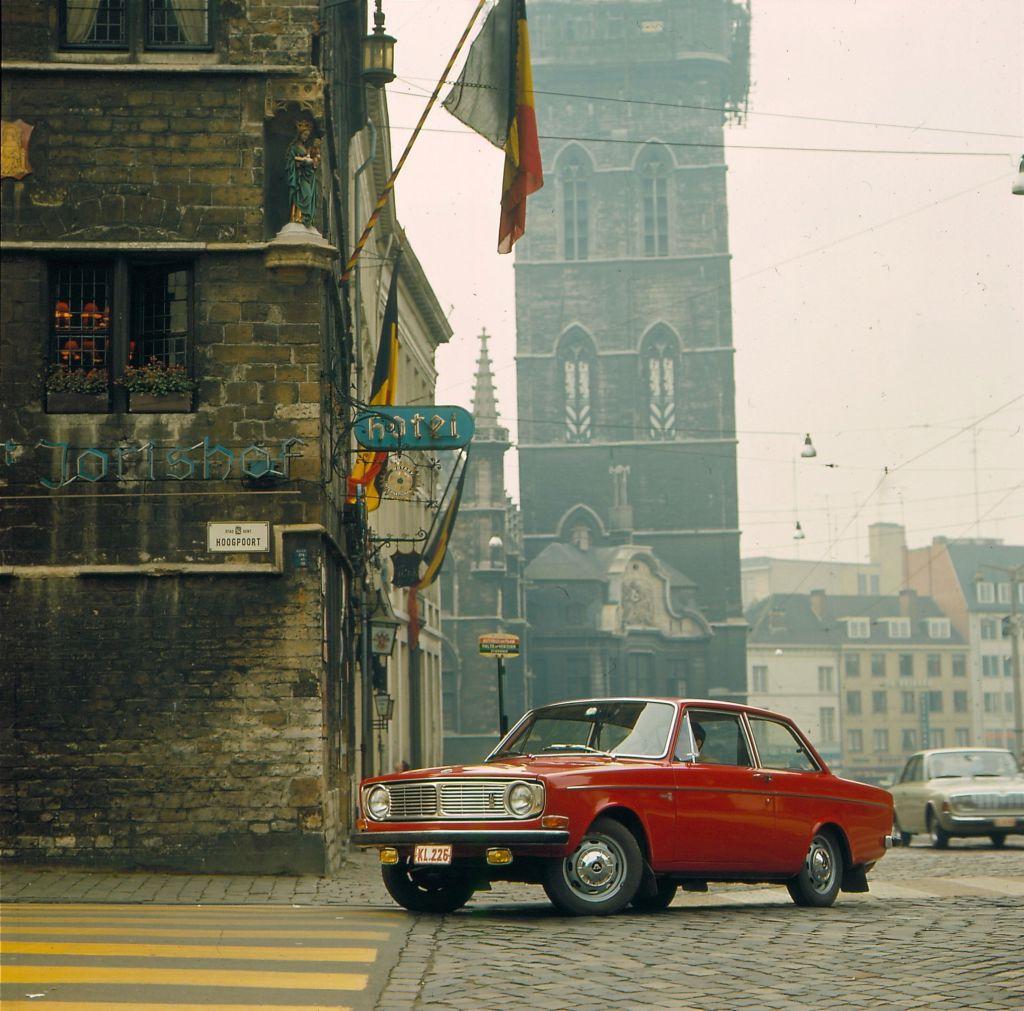 Volvo 142 vpn 1967.