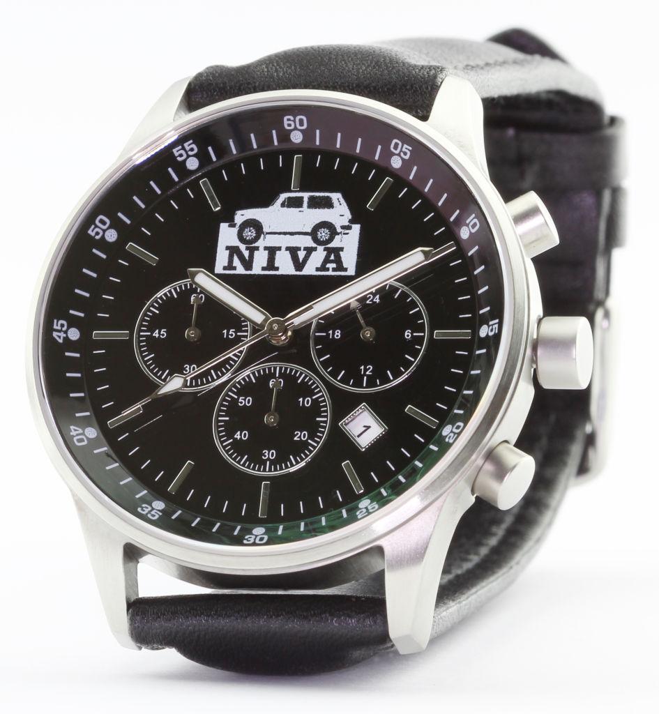 """Chronograph """"Lada Niva"""" von 99 Rodeo Drive"""
