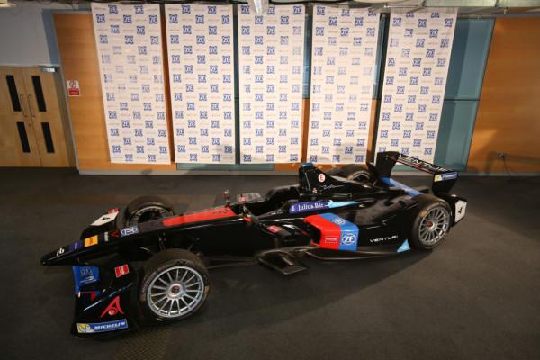 Venturi Formula E Team.