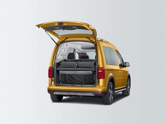 Volkswagen Caddy Beach mit Alltrak-Paket
