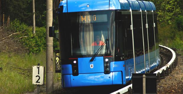 Erlebt eine Renaissance: Viele Städte setzen wieder stärker auf die Straßenbahn.