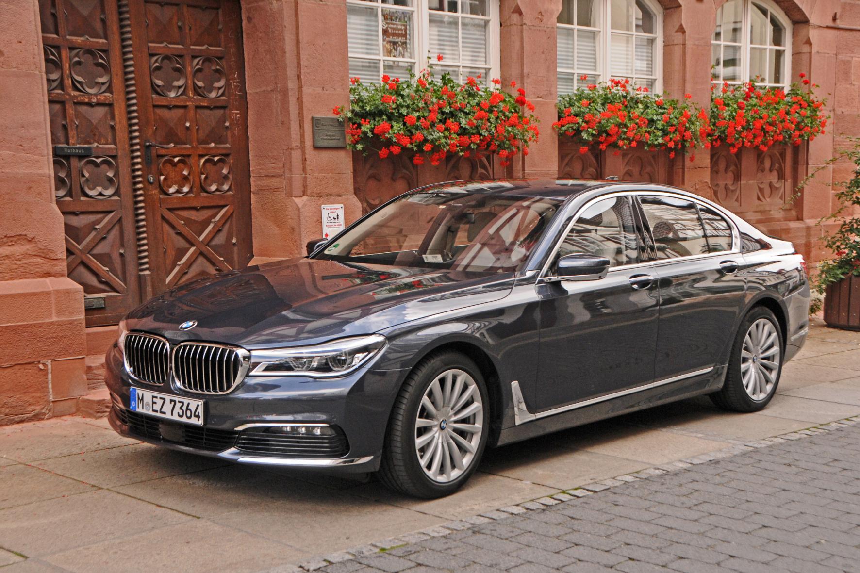 Fahrbericht Bmw 740i Neue Luxus Limousine In Bestform Magazin