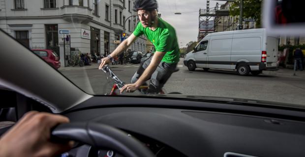 Radfahrer haben nicht grundsätzlich Vorfahrt, auch wenn viele das glauben.