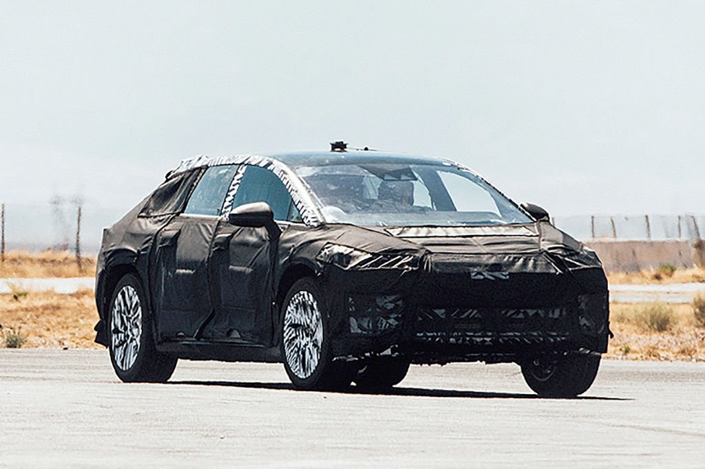 Faraday Future Luxus Crossover