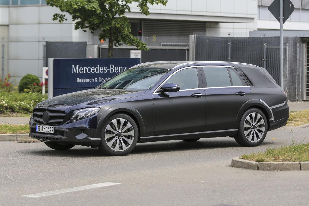 Mercedes E-Class All Terain