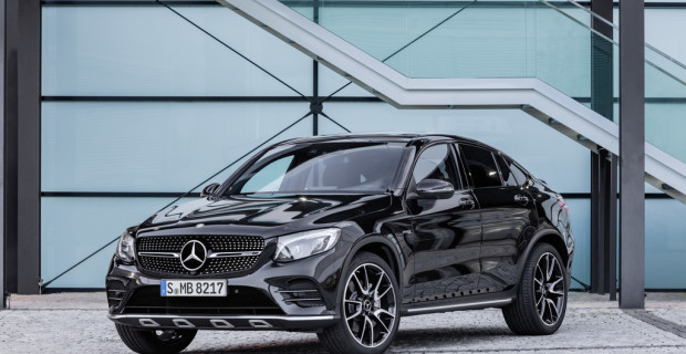 Mercedes-Benz GLC 43 4MATIC Coupé