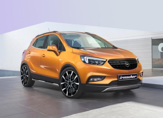 Opel Mokka X mit Tuningteilen von Irmscher