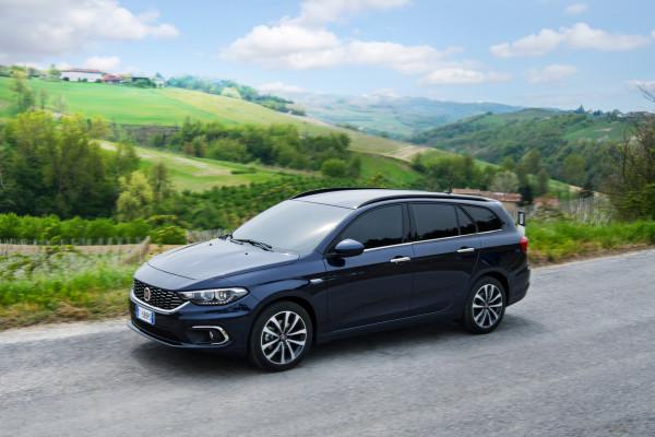 Länge läuft: So zumindest schätzt Fiat die Marktchancen der Kombi-Variante des Tipo ein.
