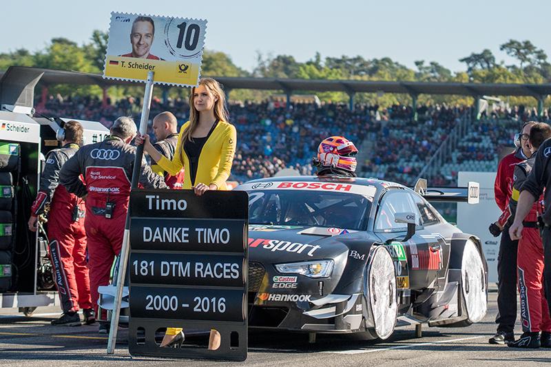 2016 DTM - Finale Hockenheimring