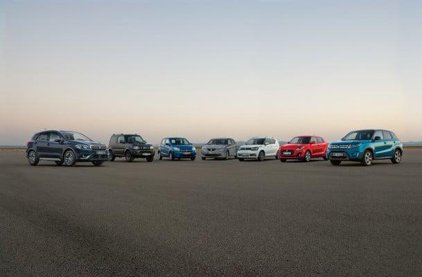 Suzuki macht´s ab 1111 Euro möglich